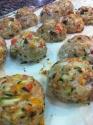 Chicken Turkey Muffins
