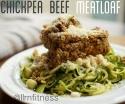 Chickpea Veggie Meatloaf