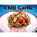 Chili Garlic Chicken Pasta