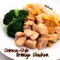 Chinese-Style Orange Chicken