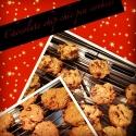 Choco/Chic Pea Cookies