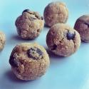 Chocolate & Peanut Protein Balls