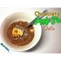 Chocolate Apple Pie Oats