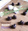 Chocolate Coconut Hearts