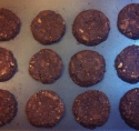 Chocolate Nutty Cookies