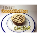 Chocolate Peanut Butter Oat Roll