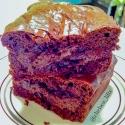 Chocolate Peanut Butter Quest Cake
