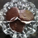 Chocolate Protein Whoopie Pies