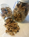 Chocolate Pumpkin Pie Granola