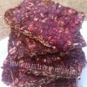Chocolate Raspberry Protein Bars