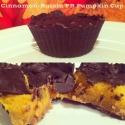 Cinnamon-Raisin Pb Pumpkin Cup