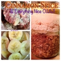 Cinnamon Spice and Everything Nice Oats In a Jar