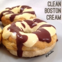 Clean Boston Cream