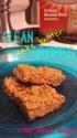 Clean Cake Batter Crispies