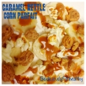 Clean Caramel Kettle Corn Parfait