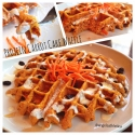 Clean Carrot Cake Waffle