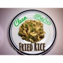 Clean Chicken Fried Rice