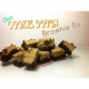 Clean Cookie Dough Brownie Bar