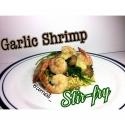 Clean Garlic Shrimp Stir-Fry