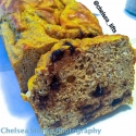 Cocao Chip Pumpkin Spice Cake