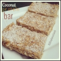 Coconut Bliss Protein Bars