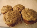 Coconut Flour (Low Carb) Banana Muffins