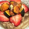 Coconut Jicama Porridge