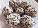 Coconut Vanilla Protein Bites