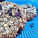 Cranberry & Sunflower Seed Oatmeal Cookies