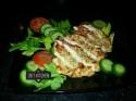 Crispy Parmesan Fitness Chicken