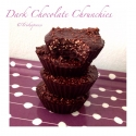 Dark Chocolate Crunchies