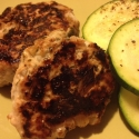 Dijon Turkey Burger