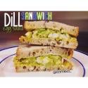 Dill Egg Salad Sandwich