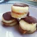 Dutch Chocolate Covered Pb Bananas