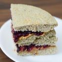 Five Ingredient Pb & J Sandwich