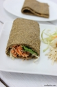 Five Ingredient Protein Chia Seed Wrap