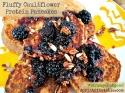 Fluffy Cauliflower Protein Pancakes