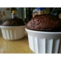 Fluffy Chocolate Muffins