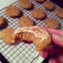 Fluffy Cinnamon Sugar Cookies :)