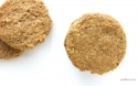 Four Ingredient Peanut Butter Protein Cookies