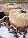 Frozen German Chocolate Inspired Pies