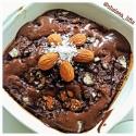 Almond Joy Brownie Baked Oatmeal