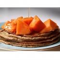 Ginger-Lime Pancakes