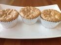 Gluten Free Banana Protein Muffins