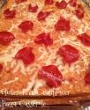 Gluten-Free Cauliflower Pizza Casserole