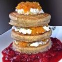 Gluten Free Cinnamon Pancakes