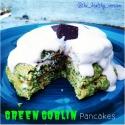 Green Goblin Pancakes