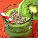 Green Kiwi Lime Smoothie