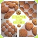 Healthier Cinnamon Chip Cookies