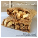 Healthy Apple Strudel